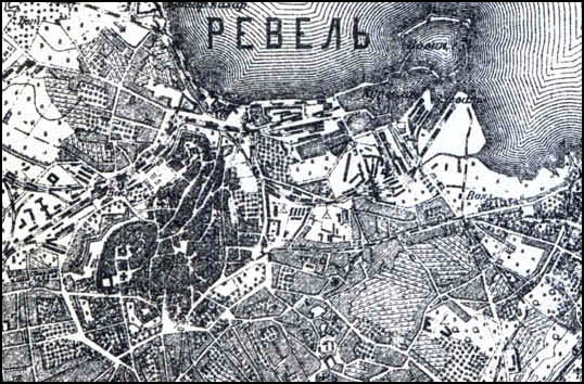 Таллинн 1:42000