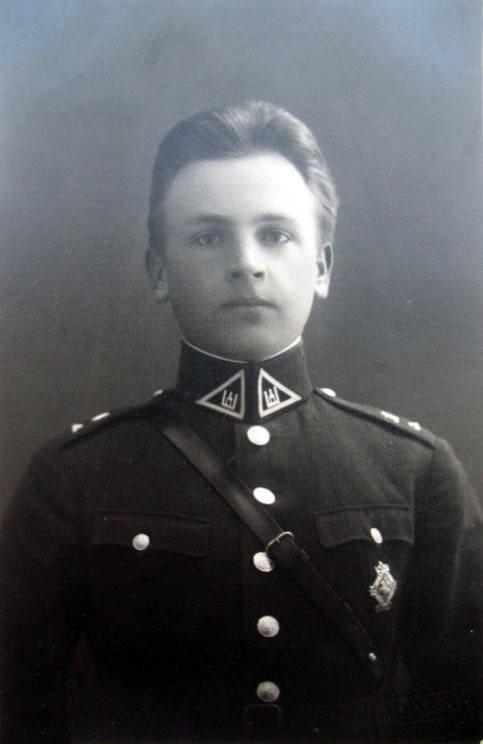 Balys Narbutas 1928
