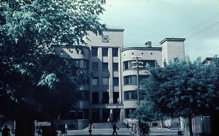 Kaunas, centrinis paštas