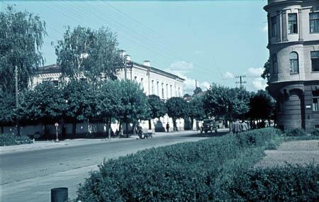 Kaunas Donelaičio gatvė