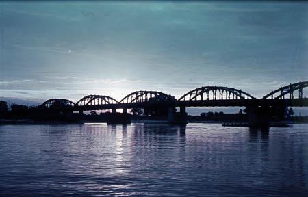 Geležinkelio tiltas