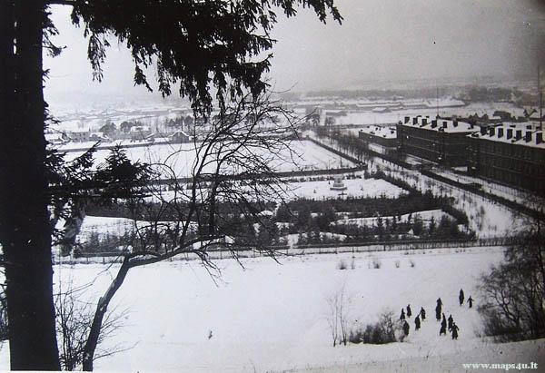 Karo mokykla 1935
