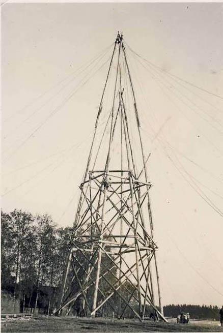 Trianguliacijos bokštas