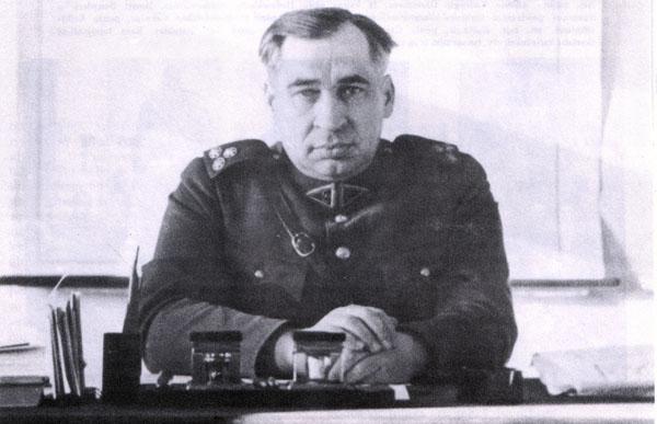 pulkininkas Antanas Krikščiūnas