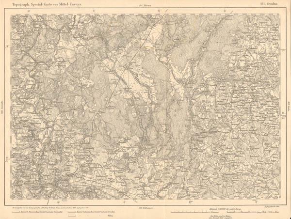 Reymann'sche Karte 1:200000