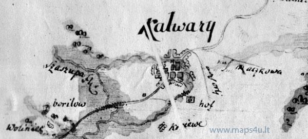 Kalvarija 1776