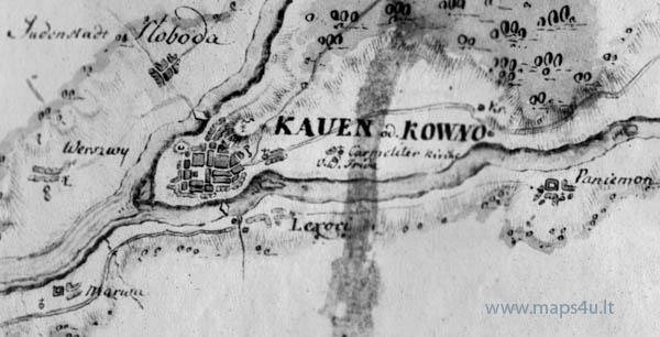 Kaunas 1776
