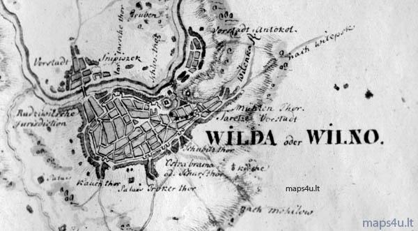 Vilnius 1776