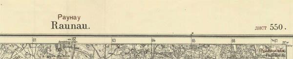 TK25 1888 Raunau