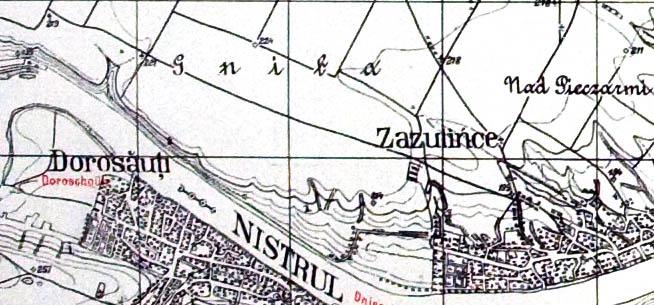 Bessarabia 1:25000