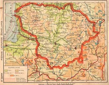Mantniekas Mažasis Geografijos atlasas