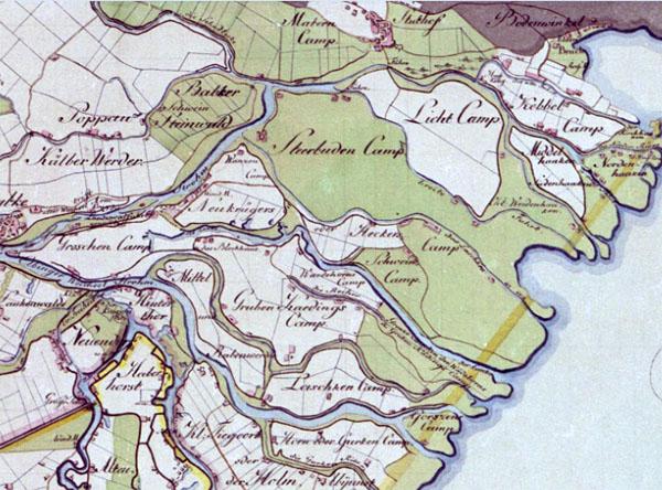 General karte 1803-1804
