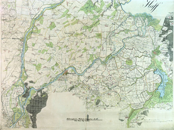 General Karte 1803
