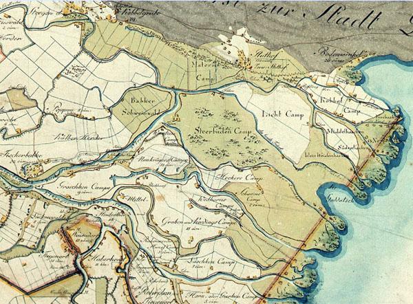 Schroetter Engelhartd karte 1802