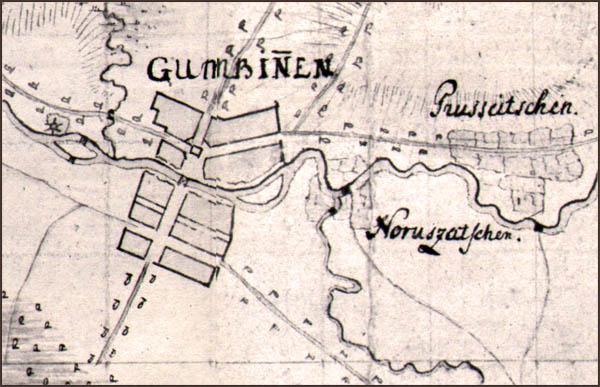 Gumbinnen 1790