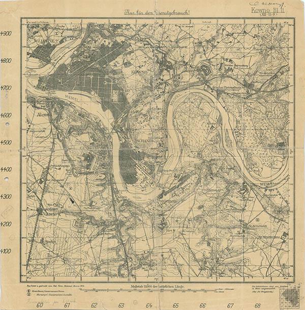 Kaunas 1916