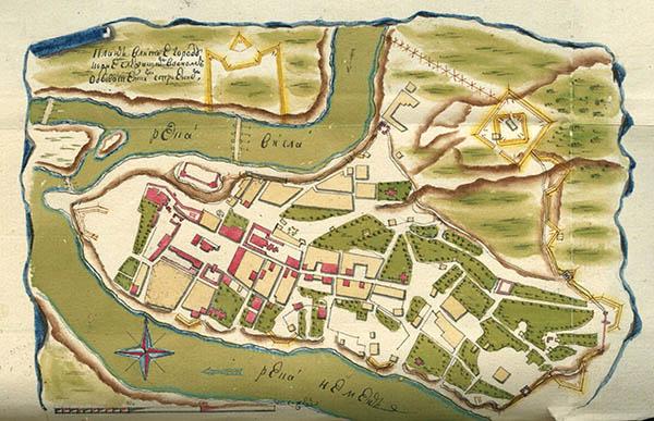 Kaunas 1757