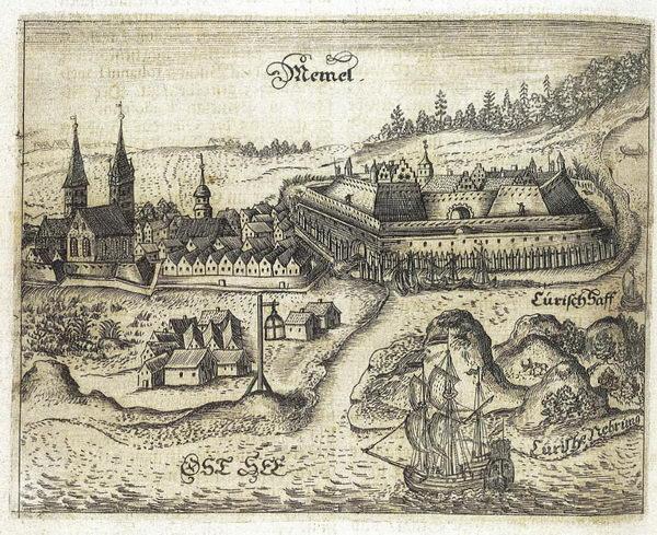 Klaipeda 1684