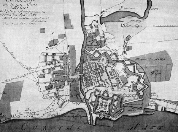 Klaipėda 1768