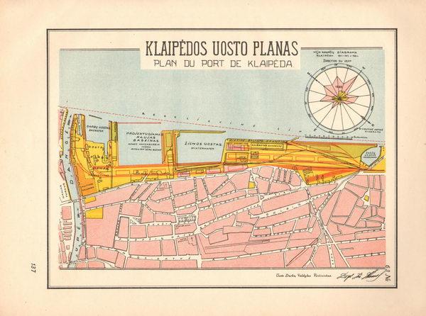 Klaipėdos uosto planas