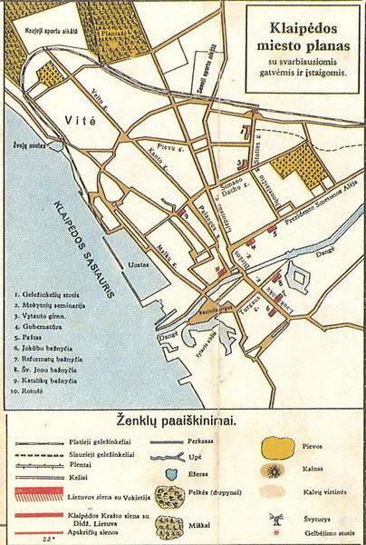 Klaipėda 1930