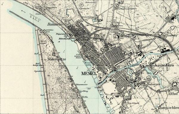 Klaipėda 1939