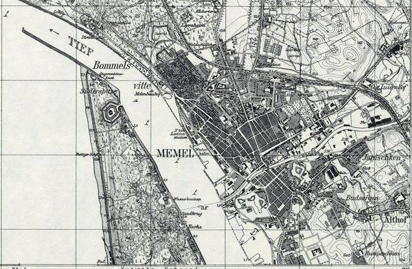Memel 1942