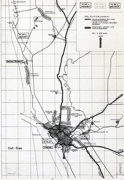 Memel 1945