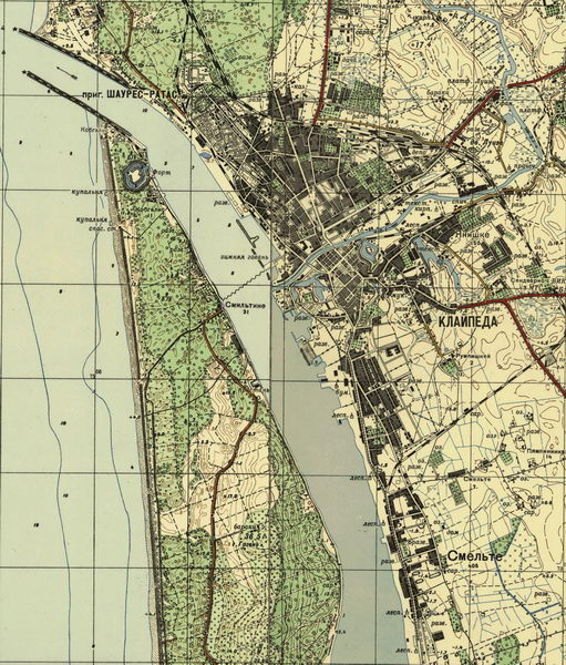 Klaipėda 1946