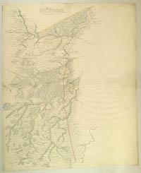 Lietuvos ir Palenkės �emėlapis