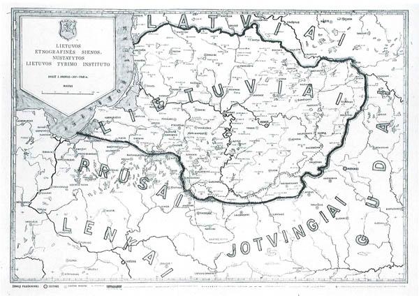Lietuvos Etnografinės sienos J.Andrius