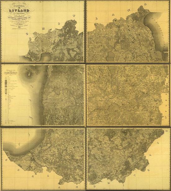 Livonia 1839