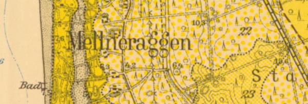 Geological Messtischblatt
