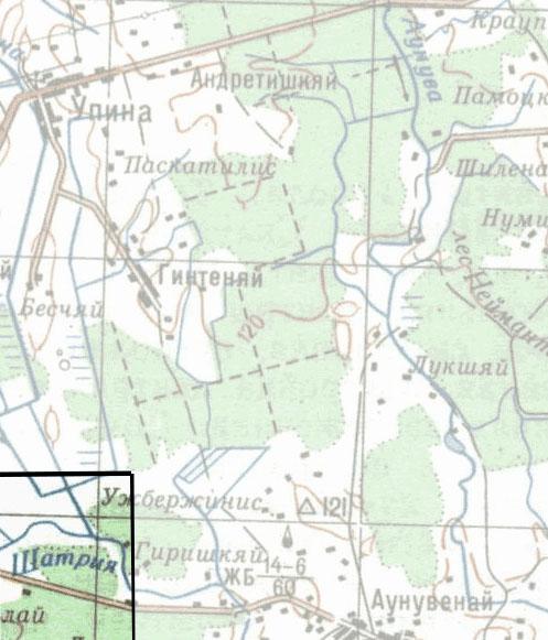 Soviet 1:200000 maps