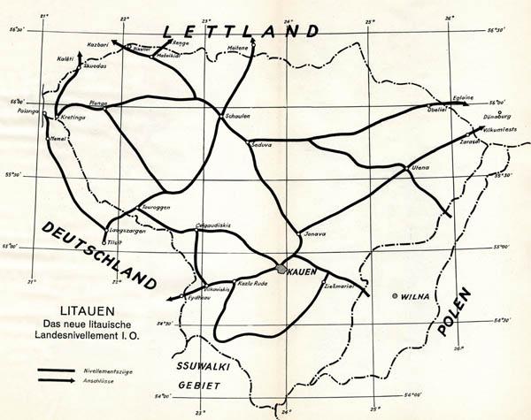 Lietuvos Niveliacija 1944