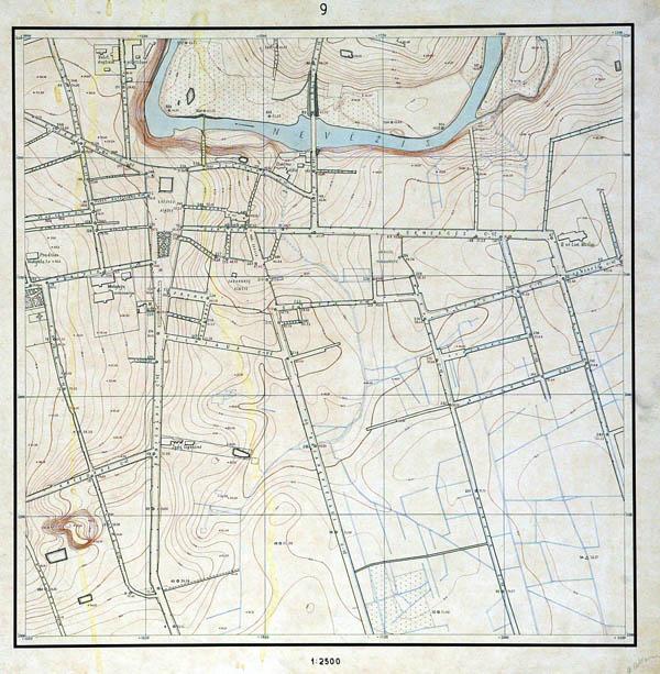 Panevėžys plan 1934