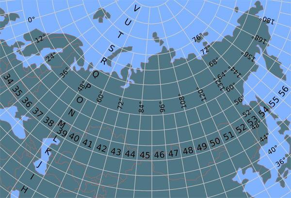Tarptautinis žemėlapis
