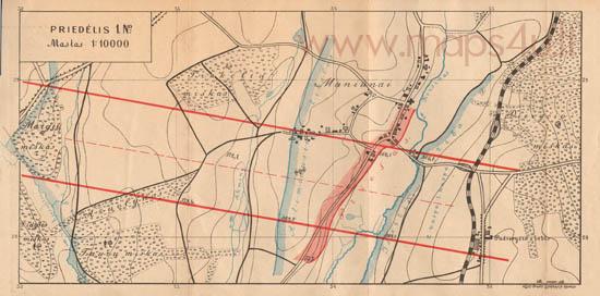 Karo topografų užsiėmimai