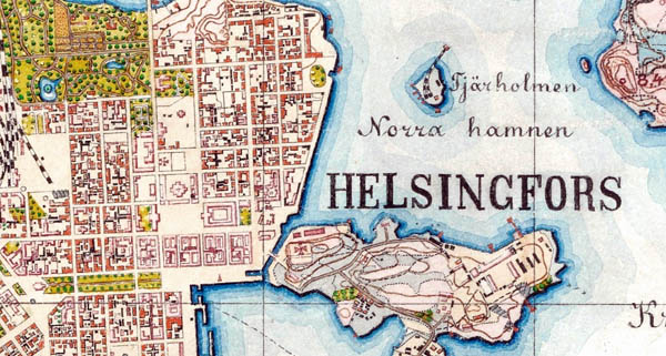 1:21000 Helsingfors