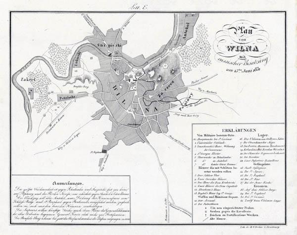 Vilnius 1831