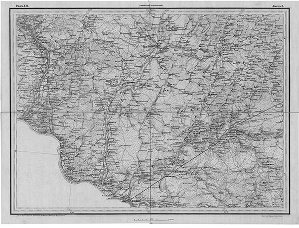 3-verst maps