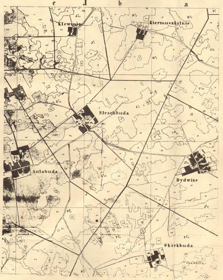 Menzulinės nuotraukos 1820-21 planšetas
