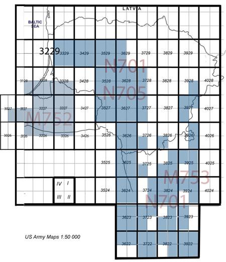 AMS M752, M753, N701, N705