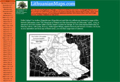 www.lithuanianmaps.com