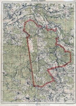 Gaižiūnų Poligonas 1932